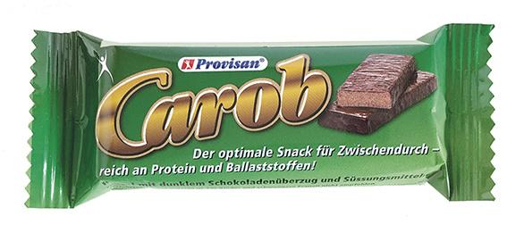 Carob chocolade repen - zoet (6 stuks)