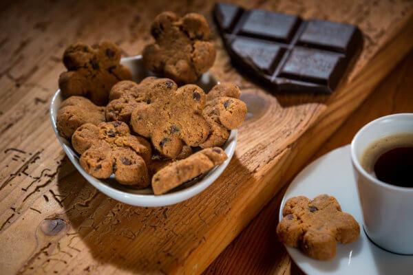 Koekjes chocolade 360 gram (zoet)