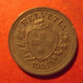1 Rappen 1946 B  Zinc    KM3a (11868)