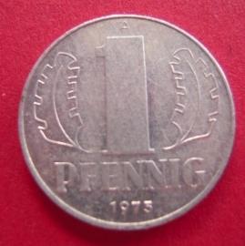 GDR / DDR ,  .1 Pfennig 1975 A      J1508/KM8.1 (5528)