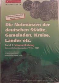 *Funck - Notmünzen der deutschen Städte, …Band 1. 7th edition 2000.  , brand new !!! (8634)