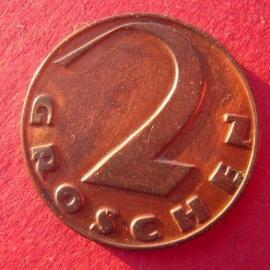 1 - 50 Groschen - First Austrian Republic