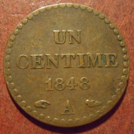1848 - 1852 French Second Republic