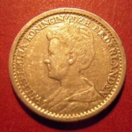 25 Cent 1919       KM146 (7351)