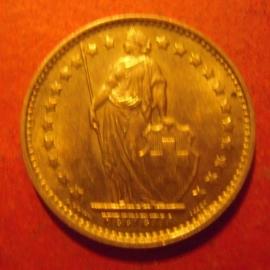 1 Frank 1968 B      KM24a (11990)