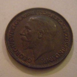 Great Britain - George V , 1 Farthing 1926      KM825 (14970)