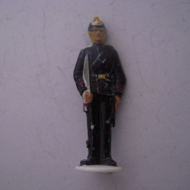 Gau Berlin 1942 Jan. WHW donation gift. Guard Corps Berlin - Gunner. Synthetic T037 (12396)