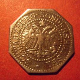 Schwarzburg-Sonderhausen , 20 Pfennig no date Fe F489.2Ba (7566)