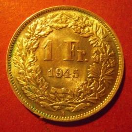 1 Frank  1945 B     KM24 (11926)