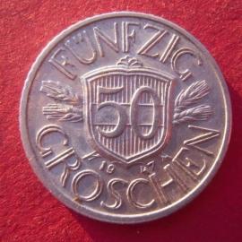 50 Groschen 1947       ANK017/KM2870 (6648)