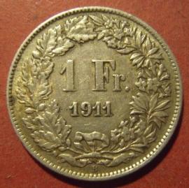 1 Frank 1911 B      KM24 (11923)