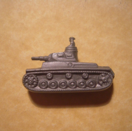 1940-08-17/18 German Red Cross donation gift. Soldiers and units German Armed Forces - Tank. Trolitul  T013 (12802)