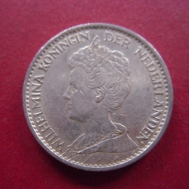 ½ - 2½ Gulden Wilhelmina  - Netherlands
