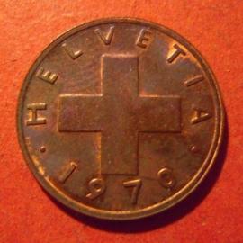 1 Rappen 1970      KM46 (11882)