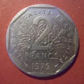 2 Francs 1979     KM942.1 (11714)