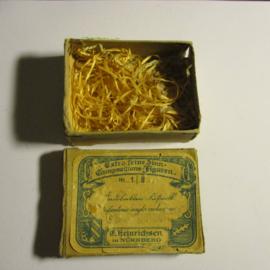 1900 - WWI British Indian Army , Punjabis , 16x in original box , flat 30mm scale. Heinrichsen - Nürnberg (16427)