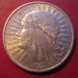 2 Zlote 1933       KM20 (8893)