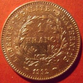 1 Franc 1992      KM1004.1 (11732)