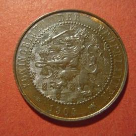 2½ Cent 1904       KM134 (7308)