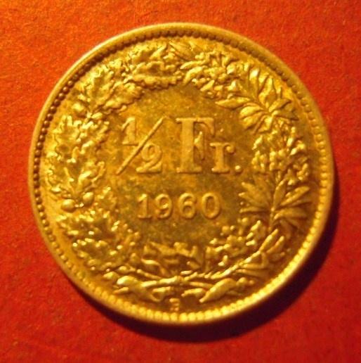 ½ Frank 1960 B      KM23 (11913)
