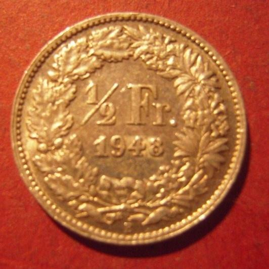 ½ Frank 1948 B      KM23 (11904)