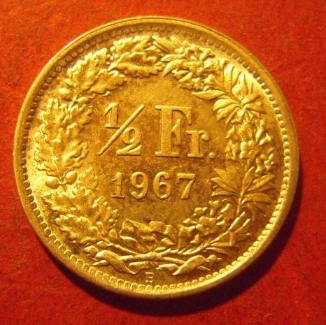 ½ Frank 1967 B      KM23 (11918)