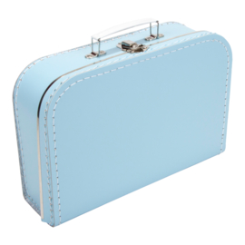 Suitcase SOFT BLUE 30 cm