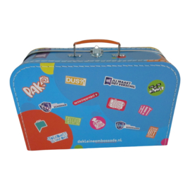 PAK koffertje 35 cm