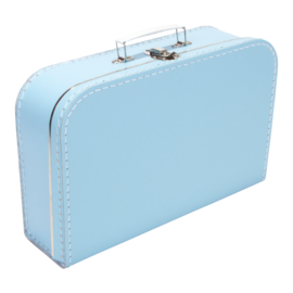 Suitcase SOFT BLUE 35 cm