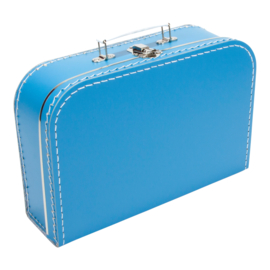 Suitcase BRIGHT BLUE 30 cm