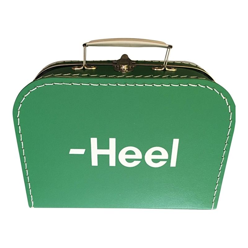 Suitcase HEEL BELGIUM