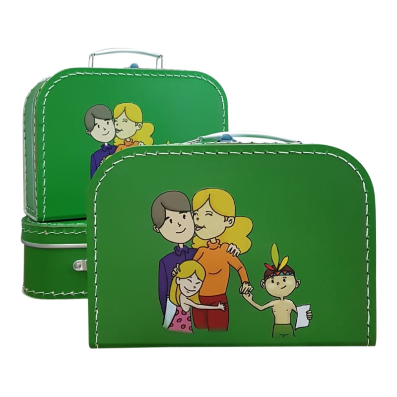 Koffertje Innerlijke Familie 25 cm