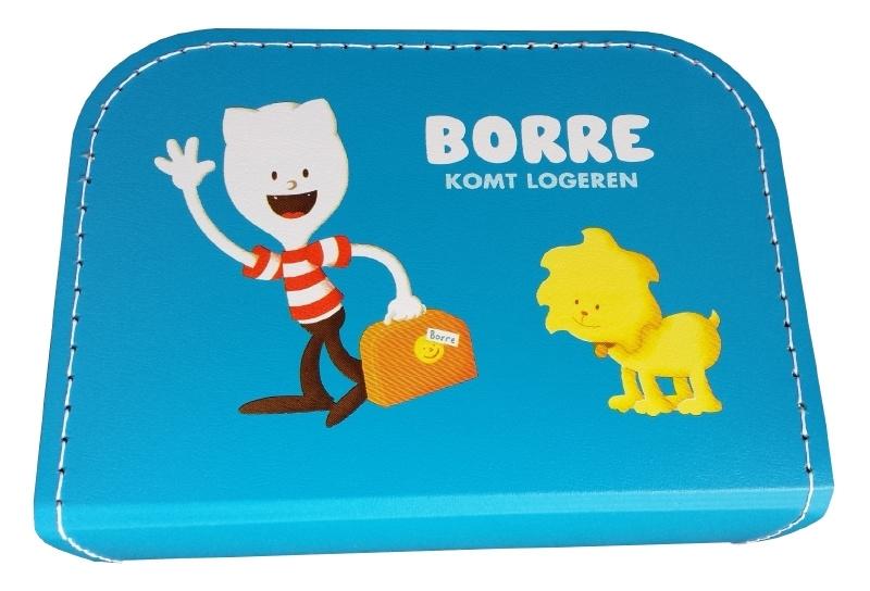 Suitcase BORRE