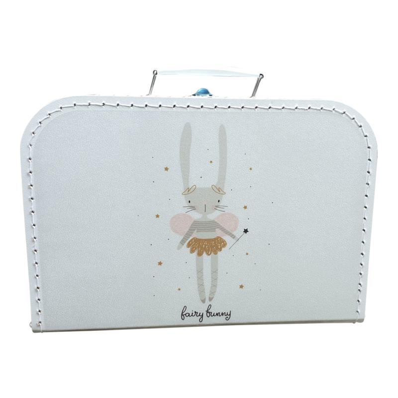 Koffertje Fairy Bunny 30 cm