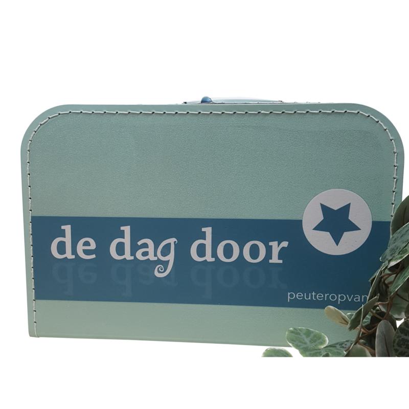 Koffertje De Dag Door 35 cm
