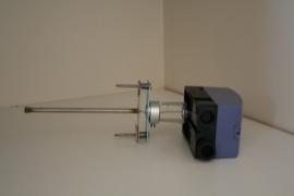 temperatuurregelaar/- bewaker voor rookgasleidingen, 40...160°