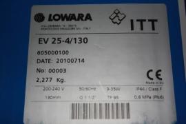 Energiezuinige circulatie pomp / A Klasse EV 25-4/130