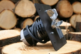 Attack ventilator motor incl. waaier,  DP25 Profi