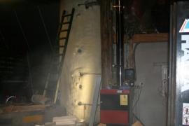 levering 45 kW attack aan 8000 liter buffertank