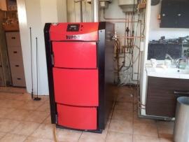 Leveren en installeren burnit houtvergasser 50 kW te Coevorden