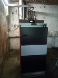 Leveren en installeren Piromax 75 kW met ISDE subsidie