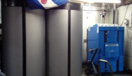 150 kW houtvergasser leveren en installeren