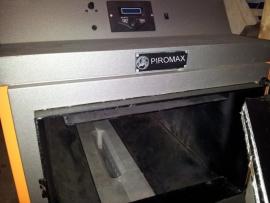 Piromax 100 kW  houtvergasser