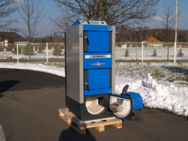 Atmos GSP Combiketel 25 kW of 30 kW