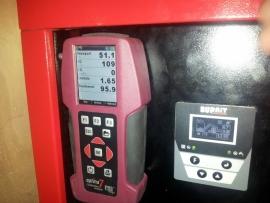 Pellet  CV ketel PLB 15 kW, inclusief voorraadcontainer voor  pellets