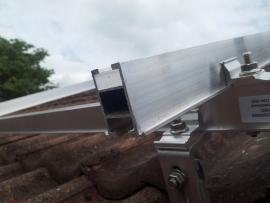 Zonnepanelen set / pv / stroom te Haskedijken
