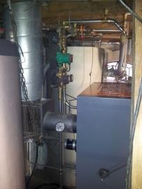 Houtvergasser 40/50 kW Leveren en plaatsen te Gorredijk