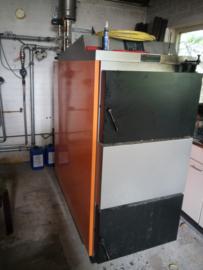 gebruikte piromax houtvergasser showroom model 100 kW