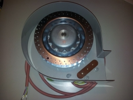 ventilator motor Verner G 25 D