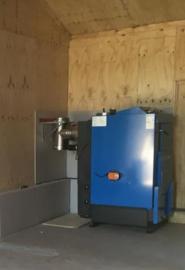 150 kW Atmos houtvergasser